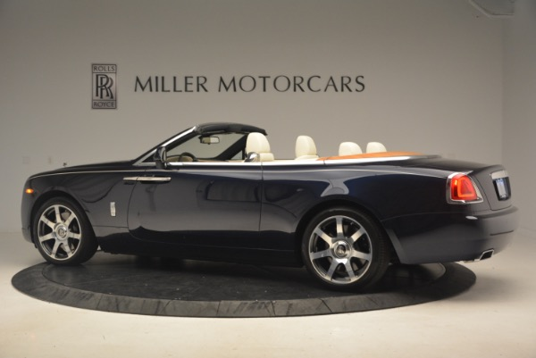 Used 2017 Rolls-Royce Dawn for sale $239,900 at Rolls-Royce Motor Cars Greenwich in Greenwich CT 06830 5