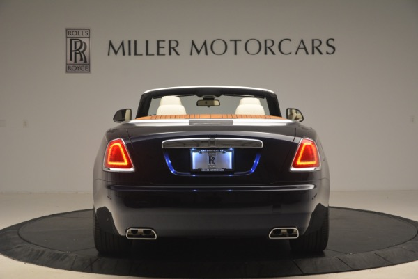 Used 2017 Rolls-Royce Dawn for sale $239,900 at Rolls-Royce Motor Cars Greenwich in Greenwich CT 06830 7