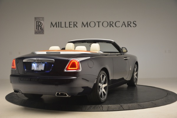 Used 2017 Rolls-Royce Dawn for sale $239,900 at Rolls-Royce Motor Cars Greenwich in Greenwich CT 06830 8