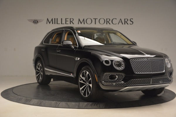 Used 2017 Bentley Bentayga for sale Sold at Rolls-Royce Motor Cars Greenwich in Greenwich CT 06830 11