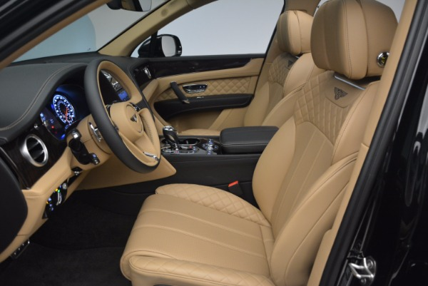 Used 2017 Bentley Bentayga for sale Sold at Rolls-Royce Motor Cars Greenwich in Greenwich CT 06830 22