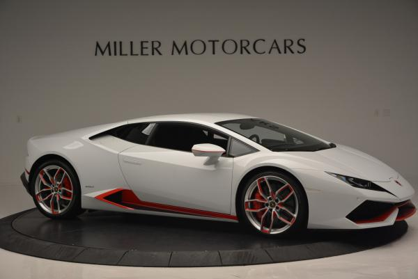 Used 2015 Lamborghini Huracan LP610-4 for sale Sold at Rolls-Royce Motor Cars Greenwich in Greenwich CT 06830 12