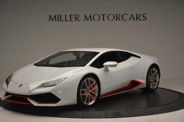 Used 2015 Lamborghini Huracan LP610-4 for sale Sold at Rolls-Royce Motor Cars Greenwich in Greenwich CT 06830 2