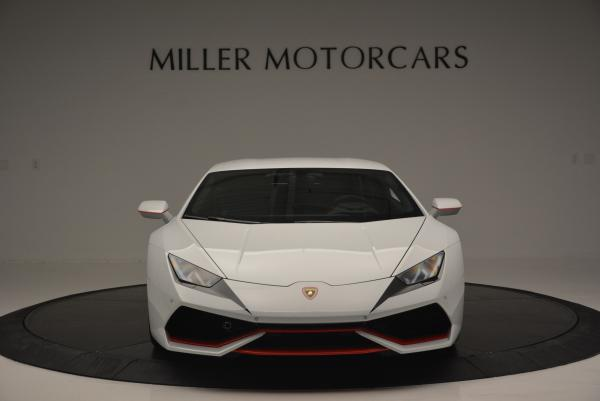 Used 2015 Lamborghini Huracan LP610-4 for sale Sold at Rolls-Royce Motor Cars Greenwich in Greenwich CT 06830 8