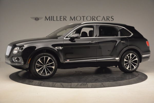 New 2017 Bentley Bentayga for sale Sold at Rolls-Royce Motor Cars Greenwich in Greenwich CT 06830 3