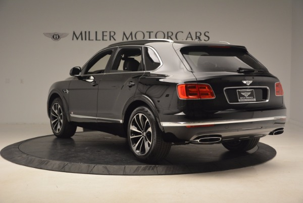 New 2017 Bentley Bentayga for sale Sold at Rolls-Royce Motor Cars Greenwich in Greenwich CT 06830 6