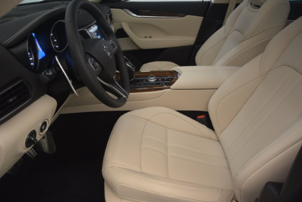 New 2017 Maserati Levante for sale Sold at Rolls-Royce Motor Cars Greenwich in Greenwich CT 06830 15