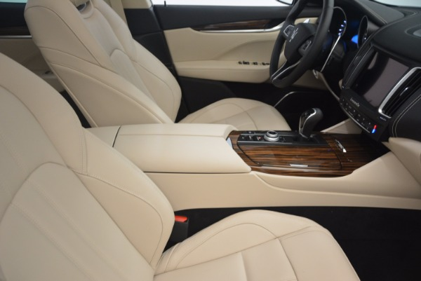 New 2017 Maserati Levante for sale Sold at Rolls-Royce Motor Cars Greenwich in Greenwich CT 06830 21