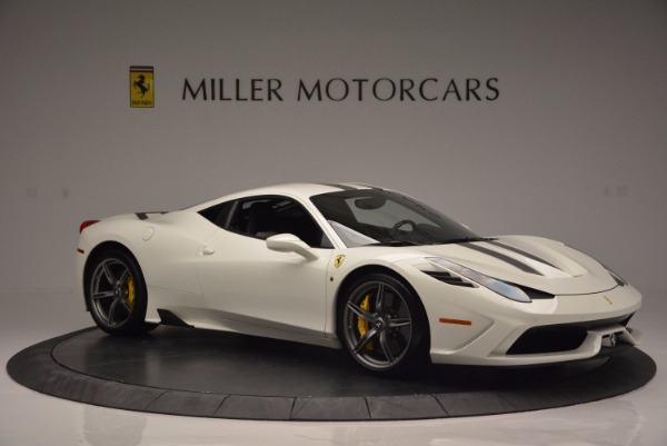 Used 2015 Ferrari 458 Speciale for sale Sold at Rolls-Royce Motor Cars Greenwich in Greenwich CT 06830 11