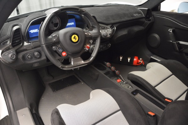 Used 2015 Ferrari 458 Speciale for sale Sold at Rolls-Royce Motor Cars Greenwich in Greenwich CT 06830 13