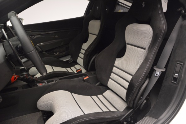 Used 2015 Ferrari 458 Speciale for sale Sold at Rolls-Royce Motor Cars Greenwich in Greenwich CT 06830 15