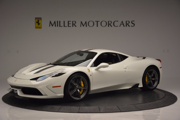 Used 2015 Ferrari 458 Speciale for sale Sold at Rolls-Royce Motor Cars Greenwich in Greenwich CT 06830 2