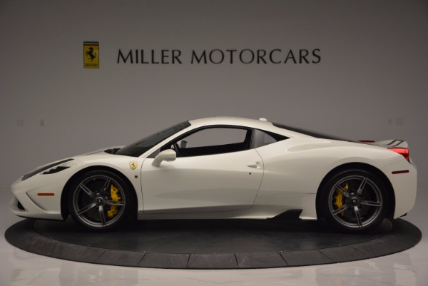 Used 2015 Ferrari 458 Speciale for sale Sold at Rolls-Royce Motor Cars Greenwich in Greenwich CT 06830 3