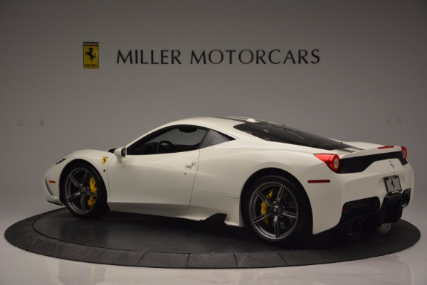 Used 2015 Ferrari 458 Speciale for sale Sold at Rolls-Royce Motor Cars Greenwich in Greenwich CT 06830 4