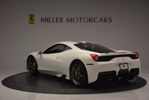 Used 2015 Ferrari 458 Speciale for sale Sold at Rolls-Royce Motor Cars Greenwich in Greenwich CT 06830 5