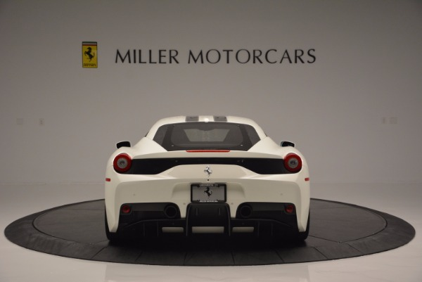 Used 2015 Ferrari 458 Speciale for sale Sold at Rolls-Royce Motor Cars Greenwich in Greenwich CT 06830 6