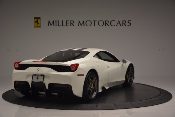 Used 2015 Ferrari 458 Speciale for sale Sold at Rolls-Royce Motor Cars Greenwich in Greenwich CT 06830 8