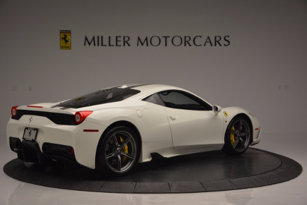 Used 2015 Ferrari 458 Speciale for sale Sold at Rolls-Royce Motor Cars Greenwich in Greenwich CT 06830 9