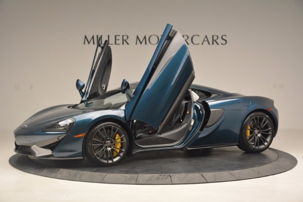 New 2017 McLaren 570S for sale Sold at Rolls-Royce Motor Cars Greenwich in Greenwich CT 06830 14