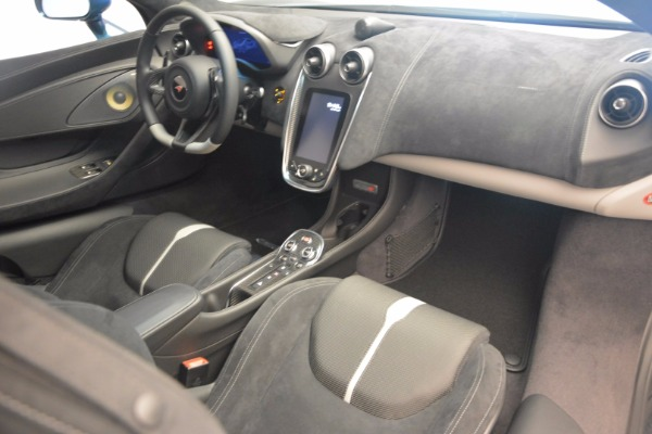 New 2017 McLaren 570S for sale Sold at Rolls-Royce Motor Cars Greenwich in Greenwich CT 06830 18