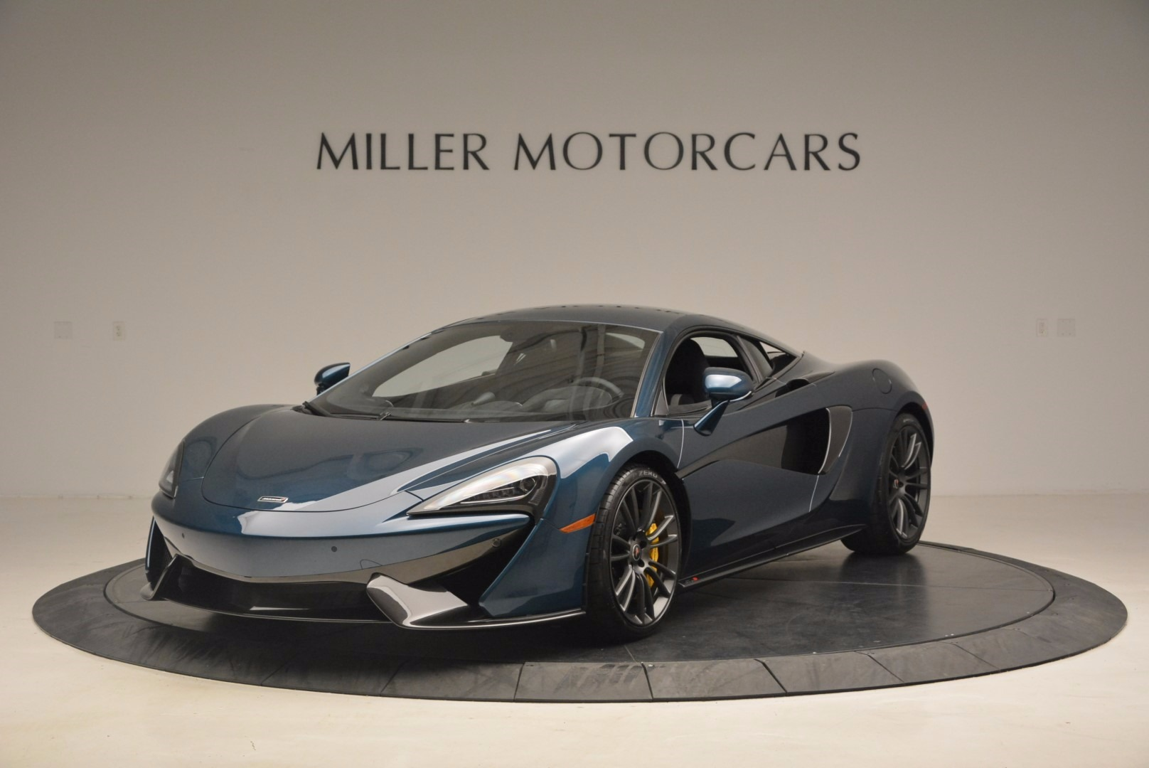 New 2017 McLaren 570S for sale Sold at Rolls-Royce Motor Cars Greenwich in Greenwich CT 06830 1