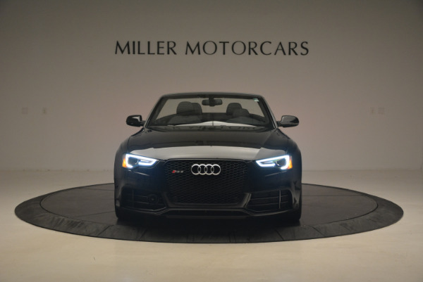 Used 2014 Audi RS 5 quattro for sale Sold at Rolls-Royce Motor Cars Greenwich in Greenwich CT 06830 12