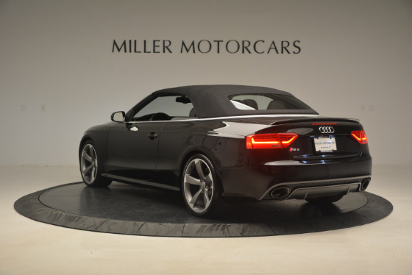 Used 2014 Audi RS 5 quattro for sale Sold at Rolls-Royce Motor Cars Greenwich in Greenwich CT 06830 17
