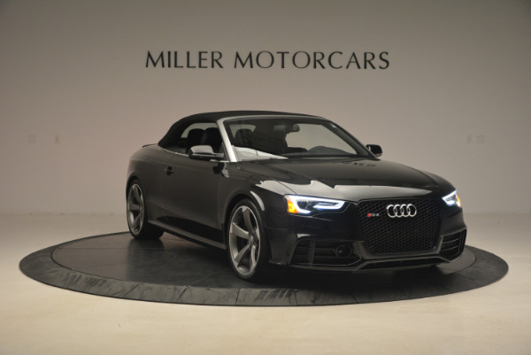 Used 2014 Audi RS 5 quattro for sale Sold at Rolls-Royce Motor Cars Greenwich in Greenwich CT 06830 23