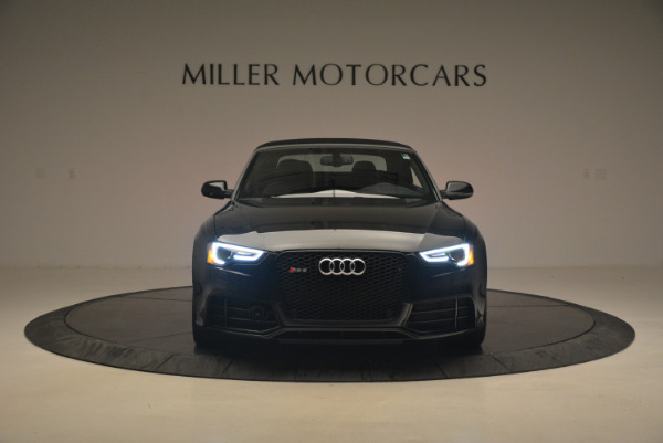 Used 2014 Audi RS 5 quattro for sale Sold at Rolls-Royce Motor Cars Greenwich in Greenwich CT 06830 24