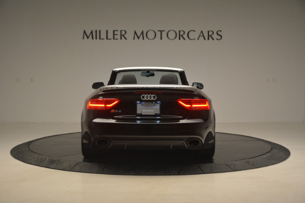 Used 2014 Audi RS 5 quattro for sale Sold at Rolls-Royce Motor Cars Greenwich in Greenwich CT 06830 6