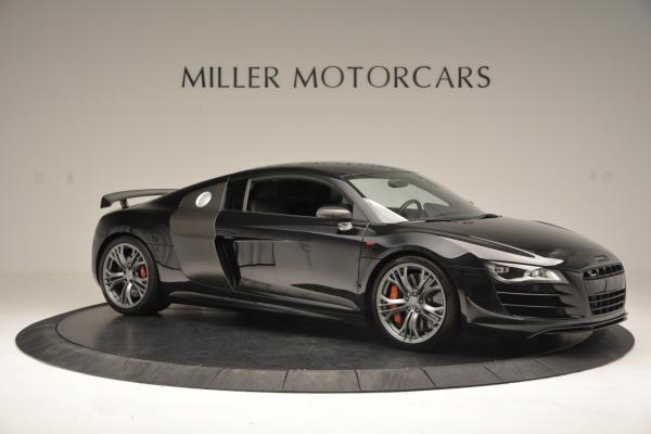 Used 2012 Audi R8 GT (R tronic) for sale Sold at Rolls-Royce Motor Cars Greenwich in Greenwich CT 06830 10
