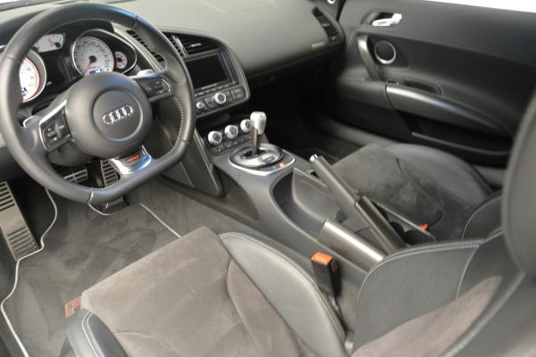 Used 2012 Audi R8 GT (R tronic) for sale Sold at Rolls-Royce Motor Cars Greenwich in Greenwich CT 06830 13
