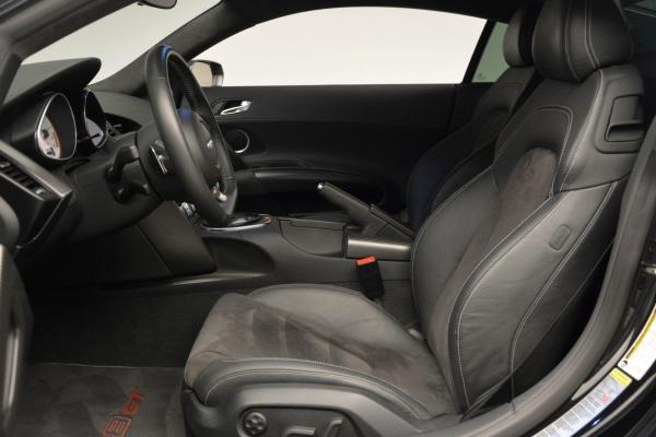 Used 2012 Audi R8 GT (R tronic) for sale Sold at Rolls-Royce Motor Cars Greenwich in Greenwich CT 06830 14