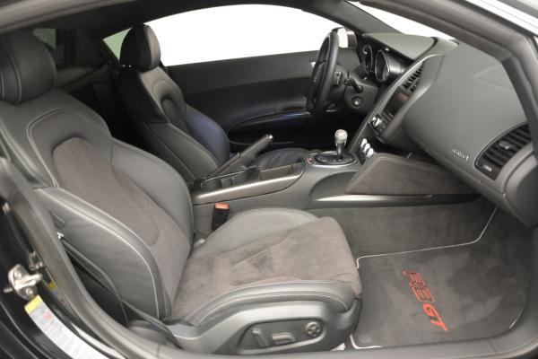Used 2012 Audi R8 GT (R tronic) for sale Sold at Rolls-Royce Motor Cars Greenwich in Greenwich CT 06830 17