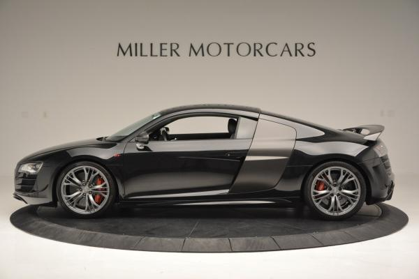 Used 2012 Audi R8 GT (R tronic) for sale Sold at Rolls-Royce Motor Cars Greenwich in Greenwich CT 06830 3
