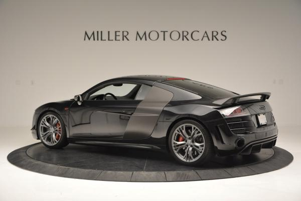 Used 2012 Audi R8 GT (R tronic) for sale Sold at Rolls-Royce Motor Cars Greenwich in Greenwich CT 06830 4