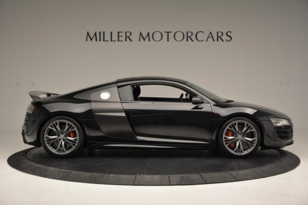 Used 2012 Audi R8 GT (R tronic) for sale Sold at Rolls-Royce Motor Cars Greenwich in Greenwich CT 06830 9