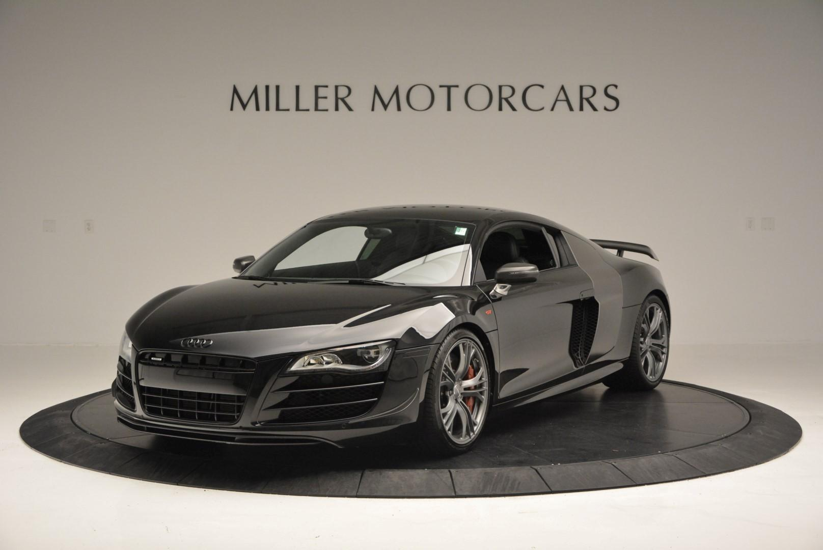Used 2012 Audi R8 GT (R tronic) for sale Sold at Rolls-Royce Motor Cars Greenwich in Greenwich CT 06830 1