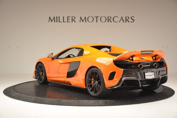 Used 2016 McLaren 675LT Spider Convertible for sale Sold at Rolls-Royce Motor Cars Greenwich in Greenwich CT 06830 16