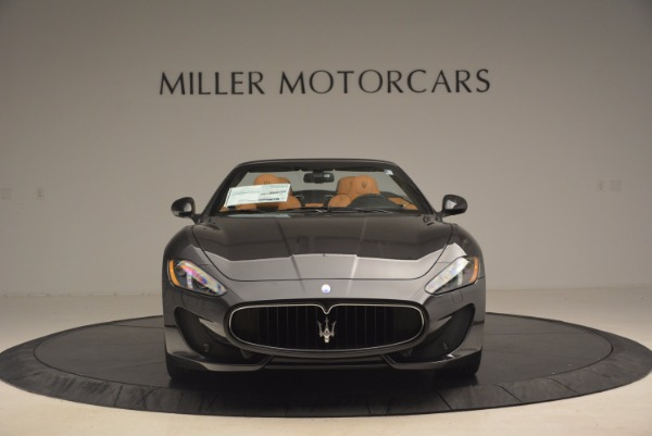 New 2017 Maserati GranTurismo Sport for sale Sold at Rolls-Royce Motor Cars Greenwich in Greenwich CT 06830 12
