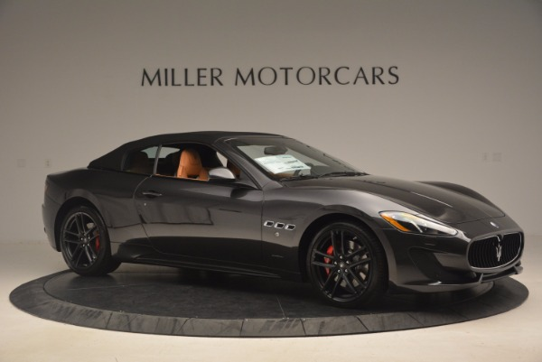New 2017 Maserati GranTurismo Sport for sale Sold at Rolls-Royce Motor Cars Greenwich in Greenwich CT 06830 22