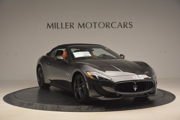 New 2017 Maserati GranTurismo Sport for sale Sold at Rolls-Royce Motor Cars Greenwich in Greenwich CT 06830 23