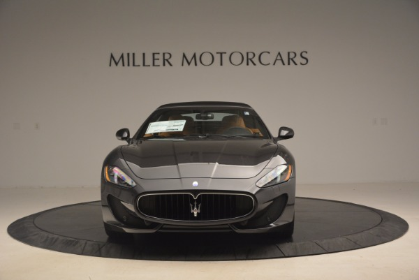 New 2017 Maserati GranTurismo Sport for sale Sold at Rolls-Royce Motor Cars Greenwich in Greenwich CT 06830 24