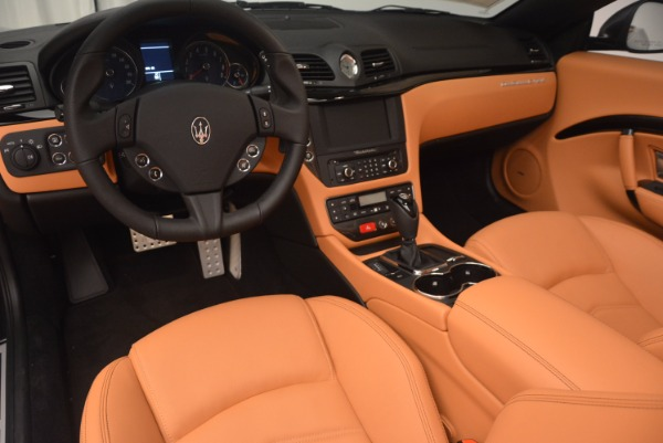 New 2017 Maserati GranTurismo Sport for sale Sold at Rolls-Royce Motor Cars Greenwich in Greenwich CT 06830 25
