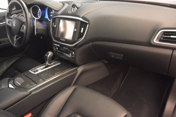 Used 2014 Maserati Ghibli S Q4 for sale Sold at Rolls-Royce Motor Cars Greenwich in Greenwich CT 06830 19
