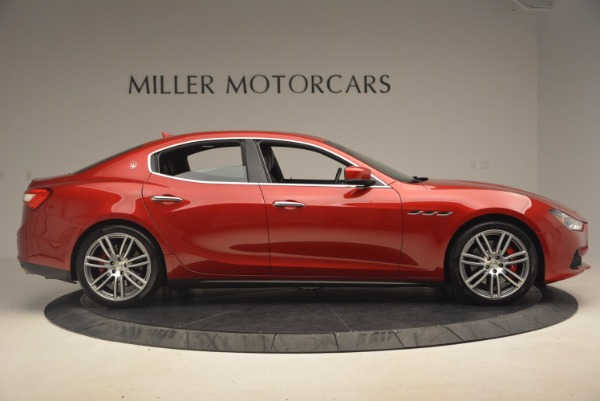 Used 2014 Maserati Ghibli S Q4 for sale Sold at Rolls-Royce Motor Cars Greenwich in Greenwich CT 06830 9
