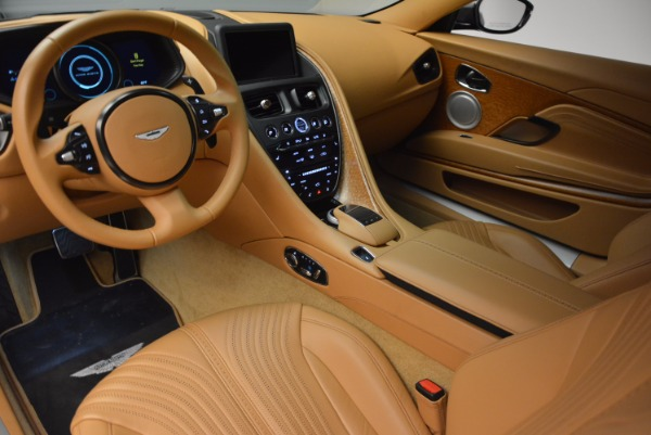 New 2017 Aston Martin DB11 for sale Sold at Rolls-Royce Motor Cars Greenwich in Greenwich CT 06830 13
