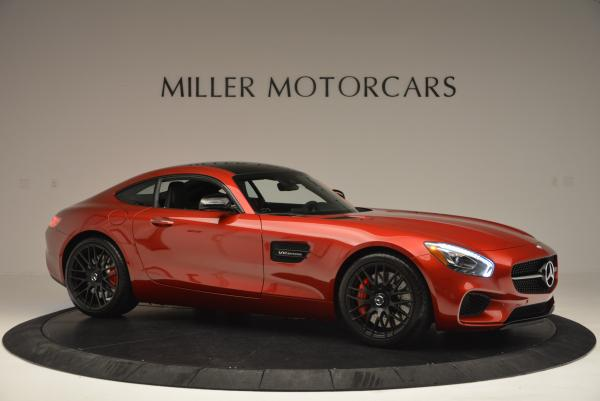 Used 2016 Mercedes Benz AMG GT S S for sale Sold at Rolls-Royce Motor Cars Greenwich in Greenwich CT 06830 10