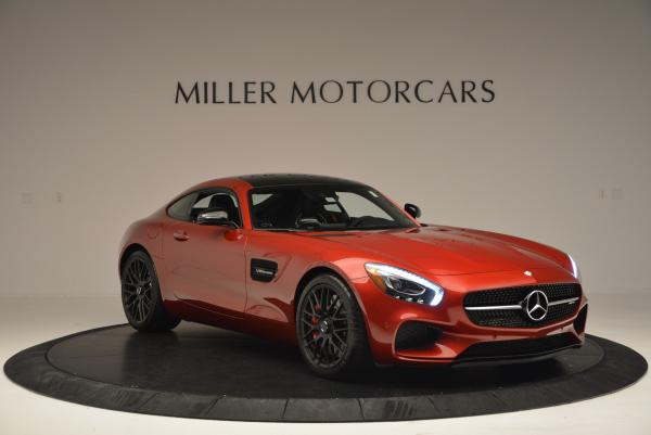 Used 2016 Mercedes Benz AMG GT S S for sale Sold at Rolls-Royce Motor Cars Greenwich in Greenwich CT 06830 11