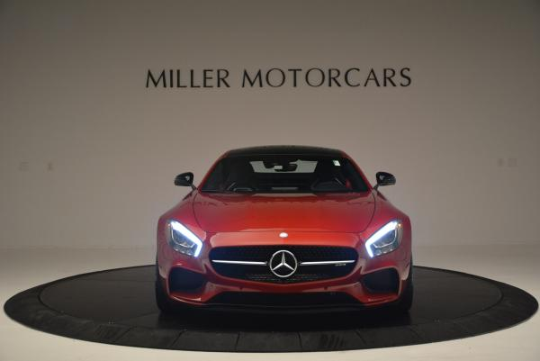 Used 2016 Mercedes Benz AMG GT S S for sale Sold at Rolls-Royce Motor Cars Greenwich in Greenwich CT 06830 12